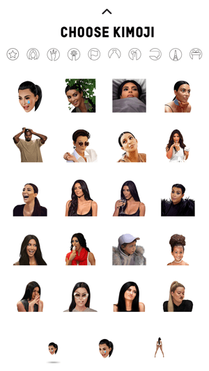 KIMOJI Screenshot