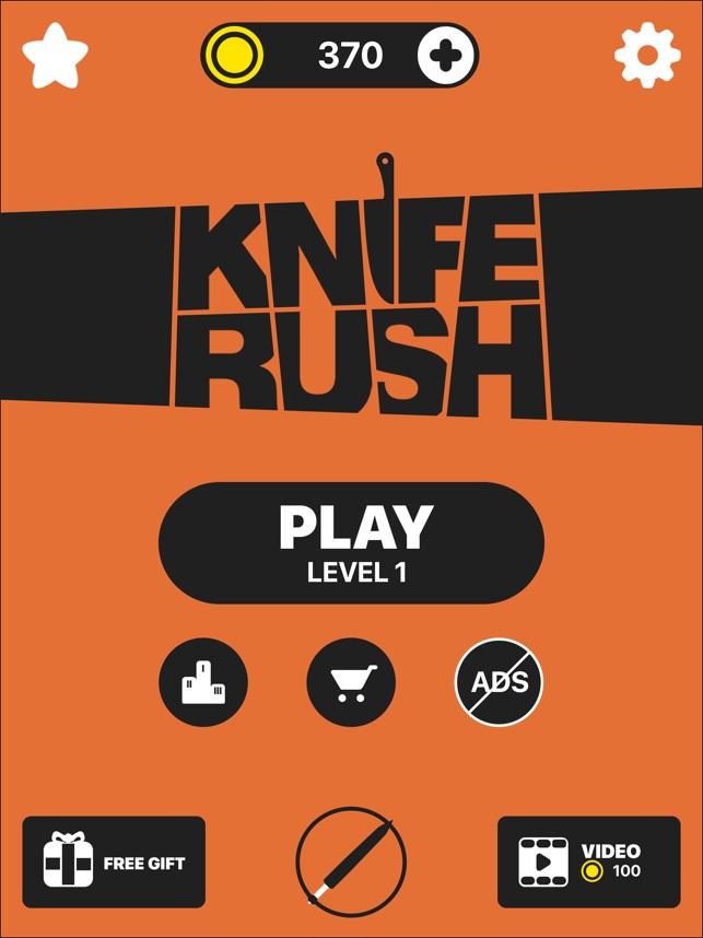 Knife Rush Screenshot