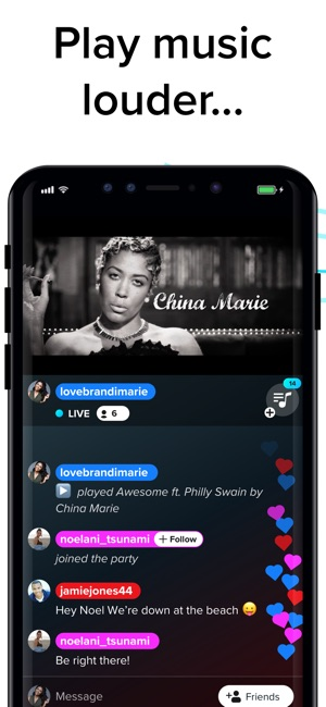 AmpMe Screenshot