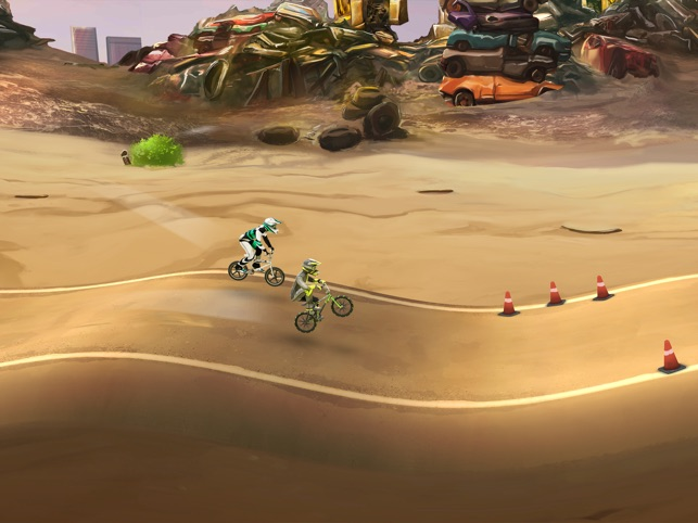 Mad Skills BMX 2 Screenshot