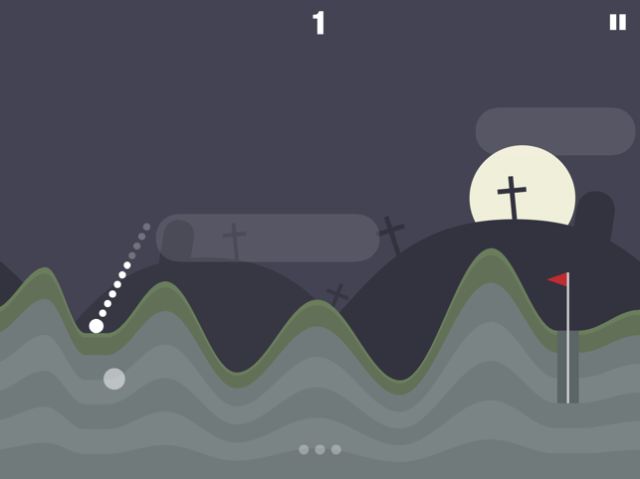 Infinite Golf Screenshot