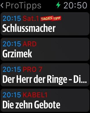 TV Programm TV Pro Screenshot