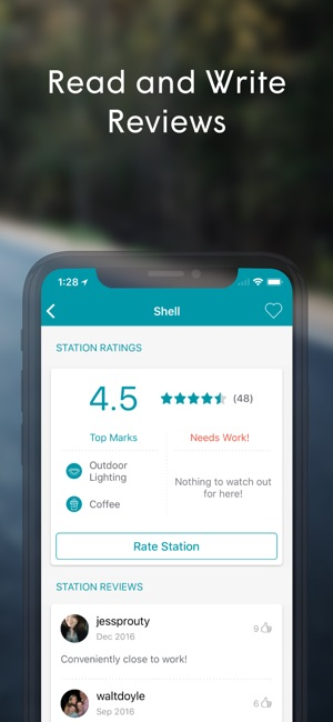 GasBuddy Screenshot