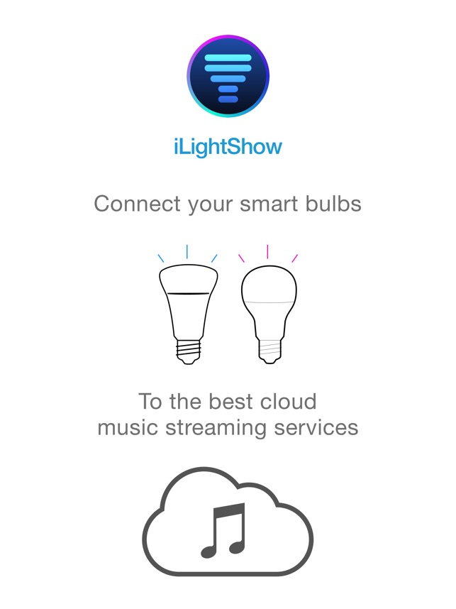 iLightShow for Philips Hue Screenshot