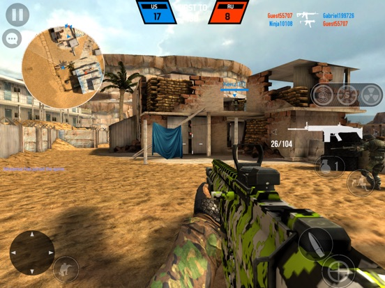 Bullet Force Screenshot