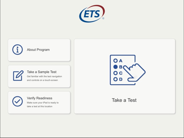 ‎ETS Online Testing on the App Store
