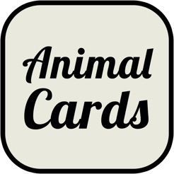 Animals Cards in English