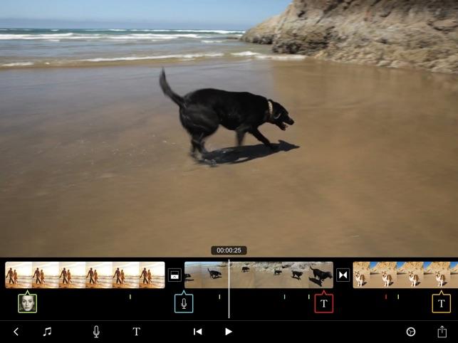 Filmmaker Pro Screenshot