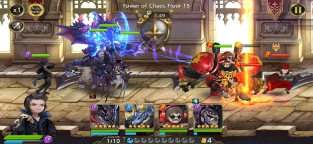 Summon Rush! Screenshot