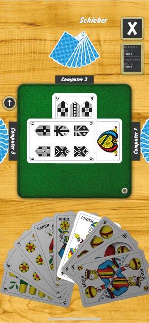 Jass.ch Screenshot