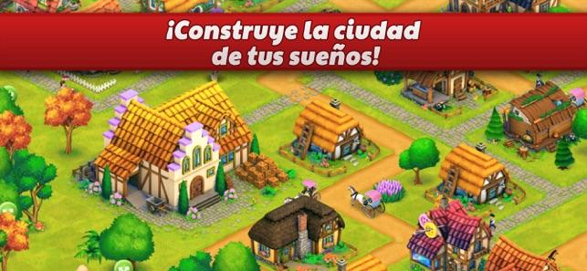 Town Village: Farm Build Trade Screenshot