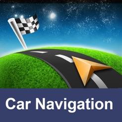 Auto Navigation: Karten & GPS