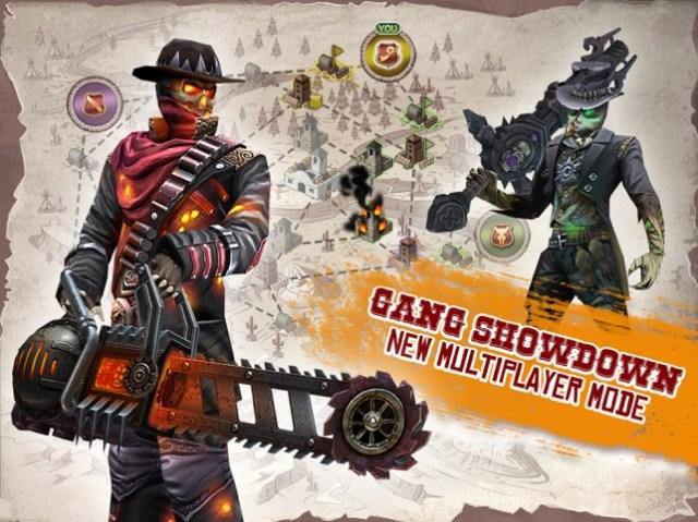 Six-Guns Screenshot