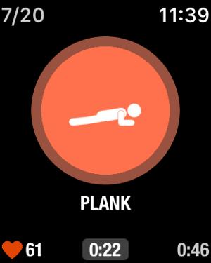 Streaks Workout Screenshot