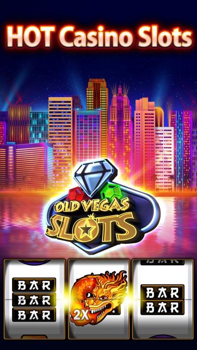 Old Vegas Slots: Casino Games 40.1  IOS