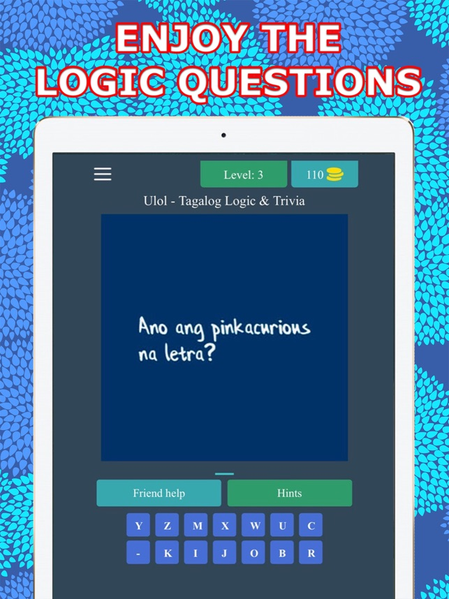 Tagalog Funny Trivia Questions Answers : tagalog, funny, trivia, questions, answers, Tagalog, Logic, Trivi, Store