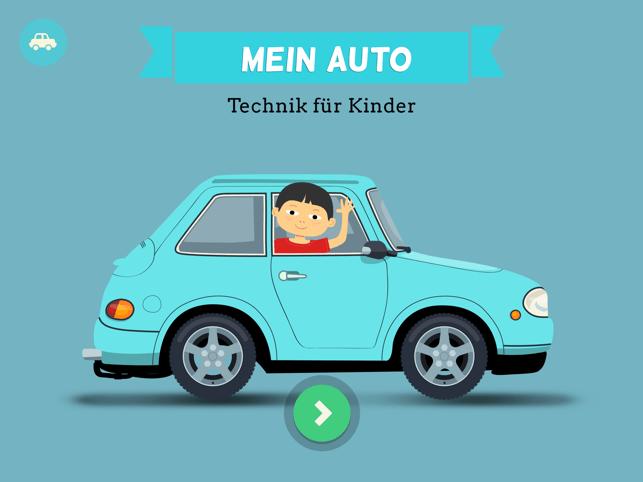 Mein Auto - Technik für Kinder Screenshot