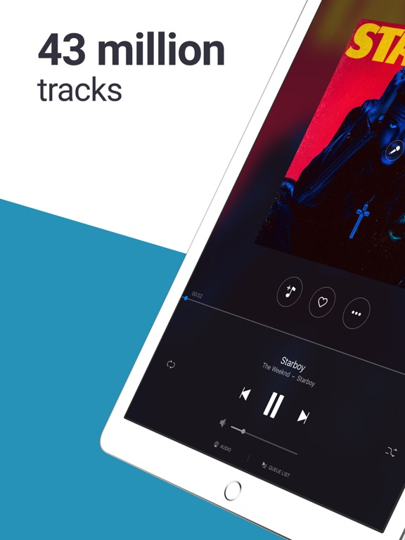 Deezer Music: Stream Top Songs Screenshot