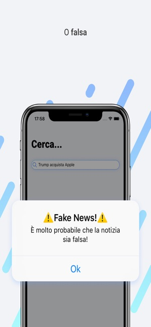 Fake News Analyzer Screenshot