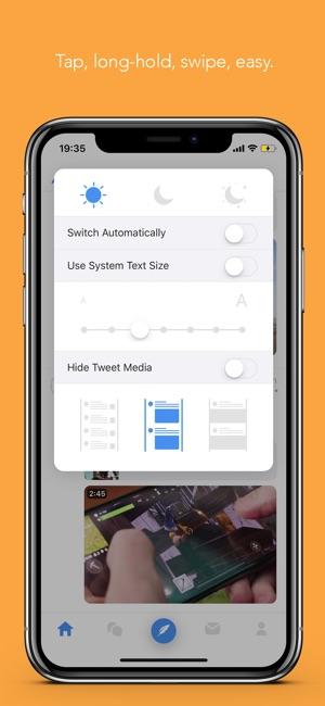 Bluebird - Be Social Screenshot