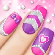 fashion nail art design game