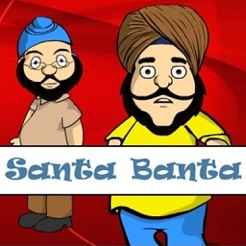 Image result for santa banta image