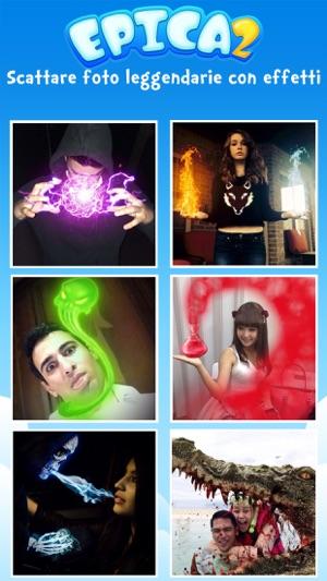 Epica 2 Pro -Fotocamera Mostro Screenshot