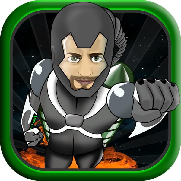 Space JetPack Rider :   من اجمل العاب حرب و العاب الايفون جديدة