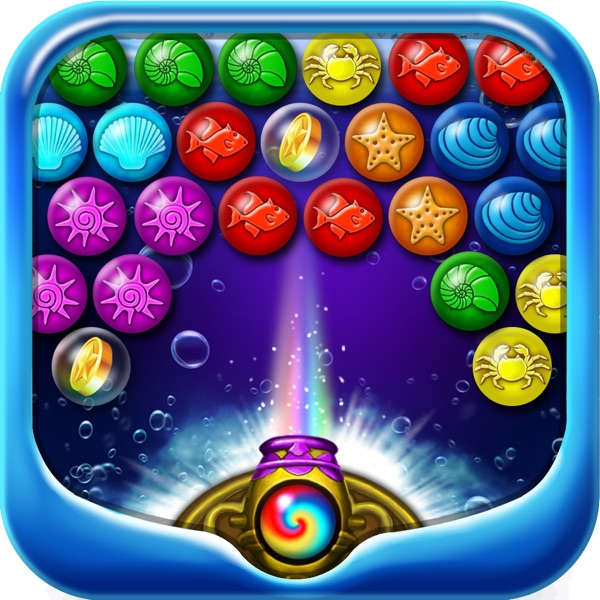Bubble Shooter Master Legend