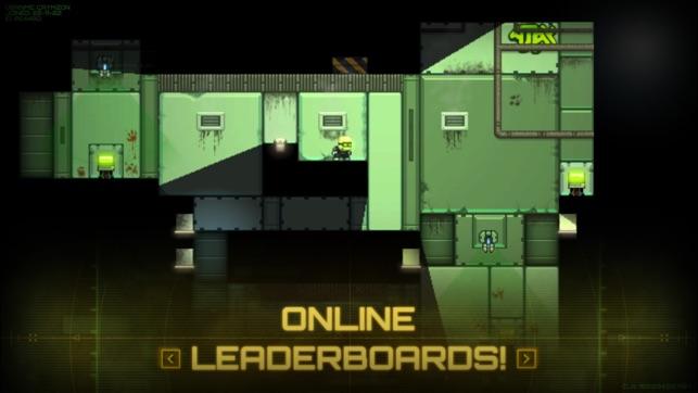 Stealth Inc. Screenshot