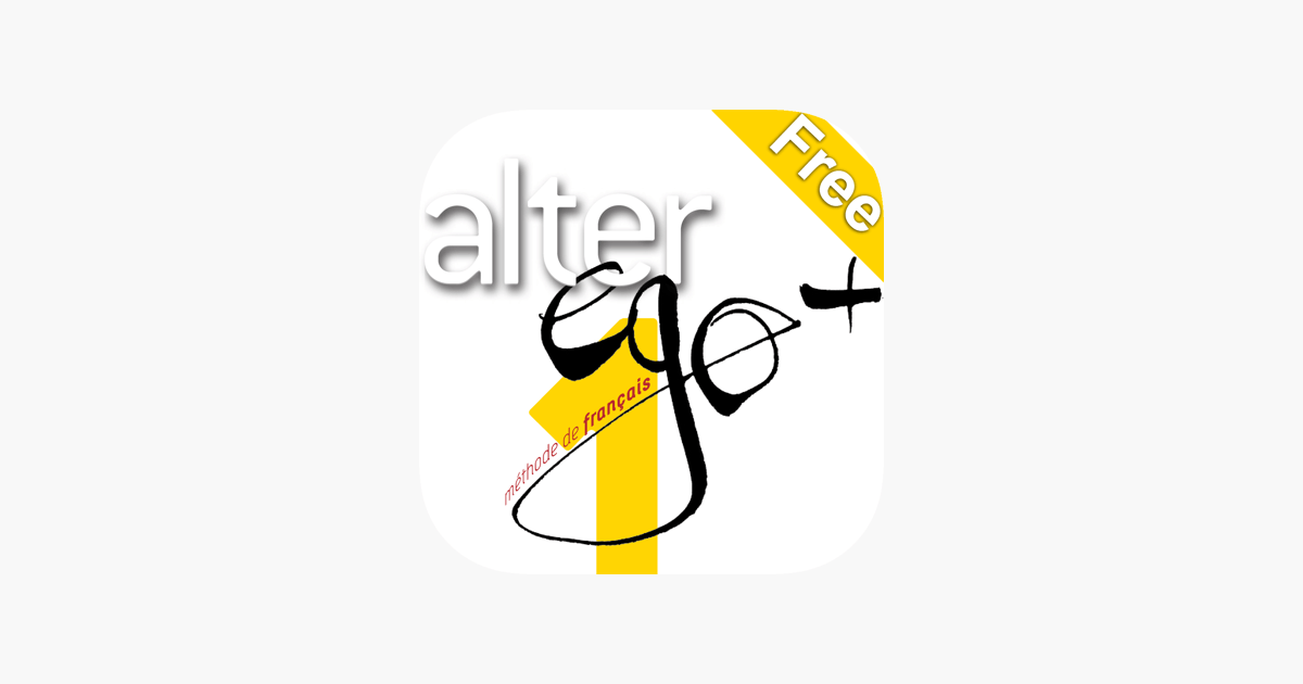 Alter ego + 1 Free on the App Store