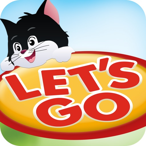 Let's Go: English Vocabulary for Kids [Let's Go: 子供向けの英単語]