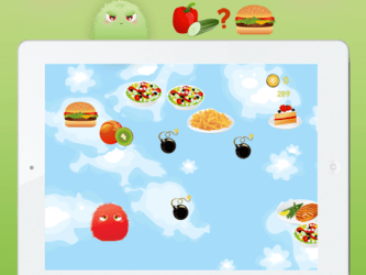 Healthy Food Monsters Fun new game for children to learn about nutrition snacks meals and diet App Price Drops