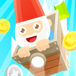 ‎Gnomium: Pocket Edition - Action Word Puzzler