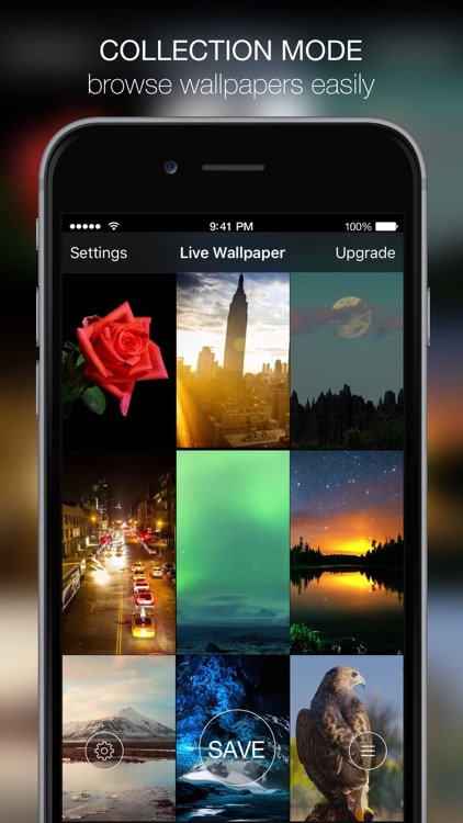 Best Dynamic Wallpaper App For Iphone X Live Wallpapers For Iphone 6s Animated Themes And Custom