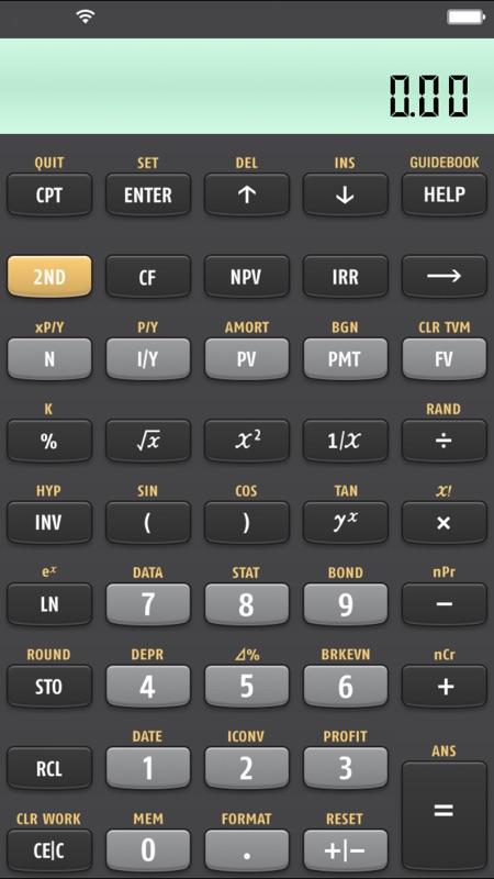 Ba Ii Plus Calculator Online : calculator, online, Plus(tm), Financial, Calculator, Online, Cheat, Gehack.com