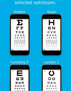 Eye chart hd app image also revision medical apps rankings rh appsrankings