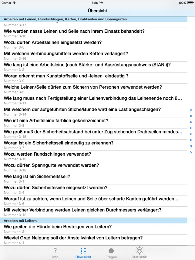 THW-Theorie Screenshot