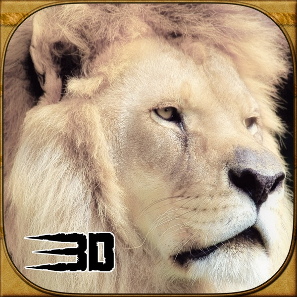 Wild Lion Attack Simulator 3D – Play role of a deadly predator & show killer instinct