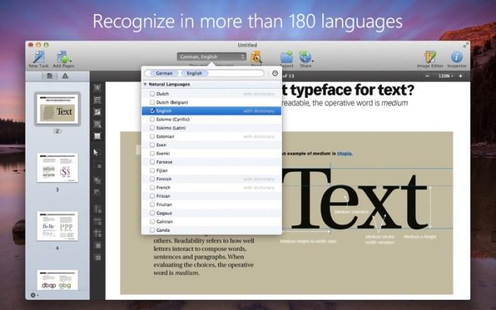 FineReader OCR Pro Screenshot 02 ikzegan