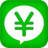 『まねりん -MONEY LINE-』 超簡単にお金を増やす!稼ぐ!完全無料アプリアイコン
