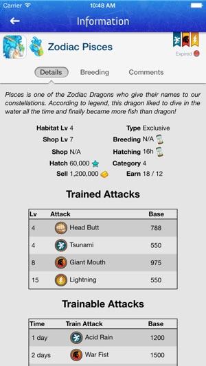 breeding guide for dragon