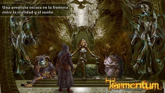 Tormentum - Mystery Adventure Screenshot