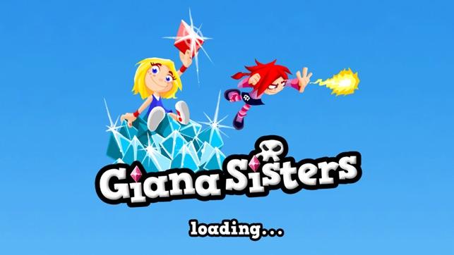Giana Sisters Screenshot