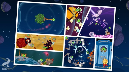 520x293bb Angry Birds Space als Gratis iOS App der Woche Apple Apple iOS Games Technology