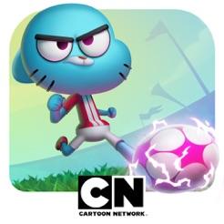 Copa Toon: ¡Goleadores! de Cartoon Network - Juego deportivo para varios jugadores protagonizado por tus personajes favoritos