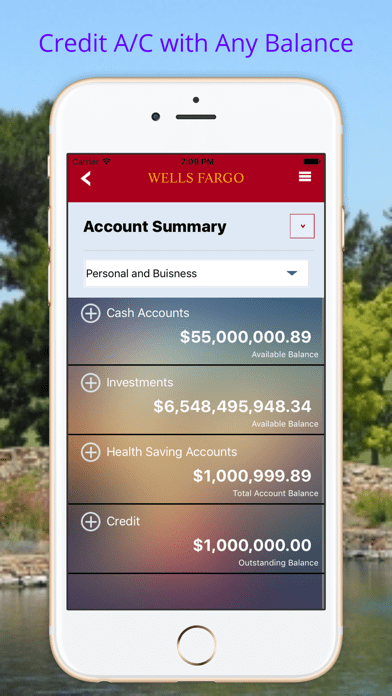 Fake Bank Account Pro App Price Drops