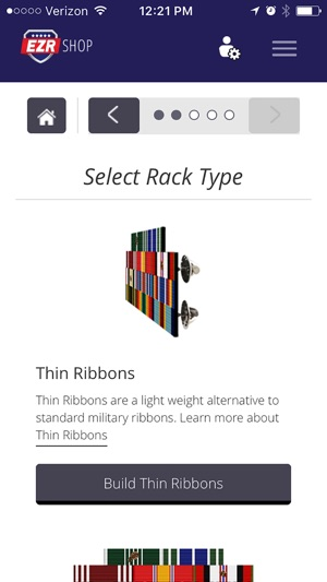ez rack builder on the app store