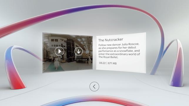 Sky VR Screenshot