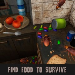 Kitchen Simulator Best Pull Down Faucet Cockroach Full By Games Banner Network Screenshot 1